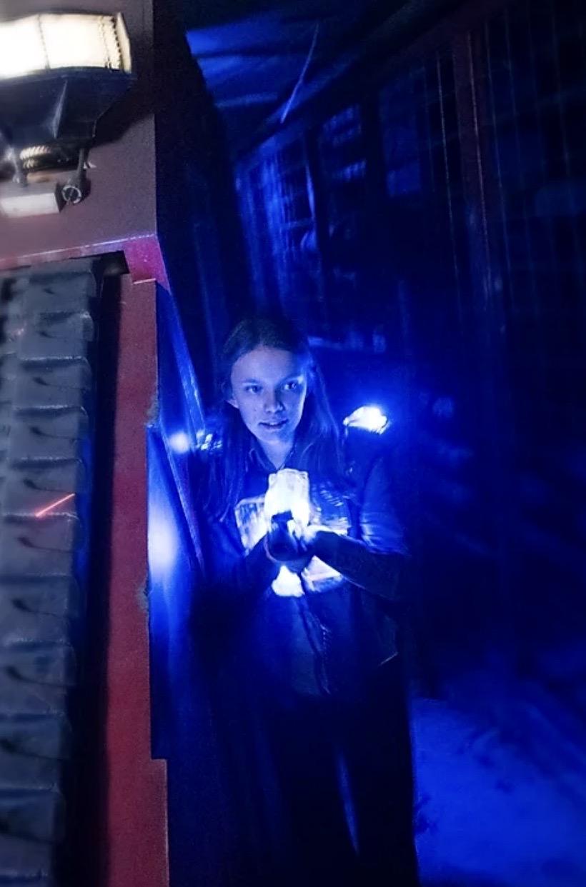 Aktiviteter svensexa laserdoma